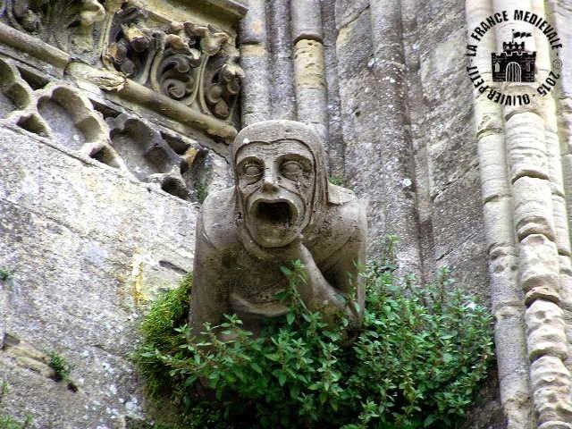 BAYEUX (14) - Cathédrale Notre-Dame (Extérieur)