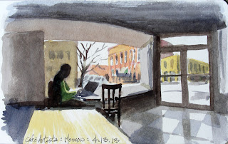 Yafa Cafe  S Th St Louisville Ky