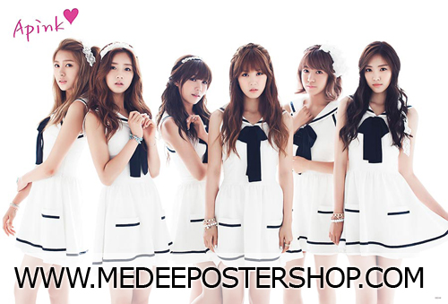 A-PINK Poster 2015