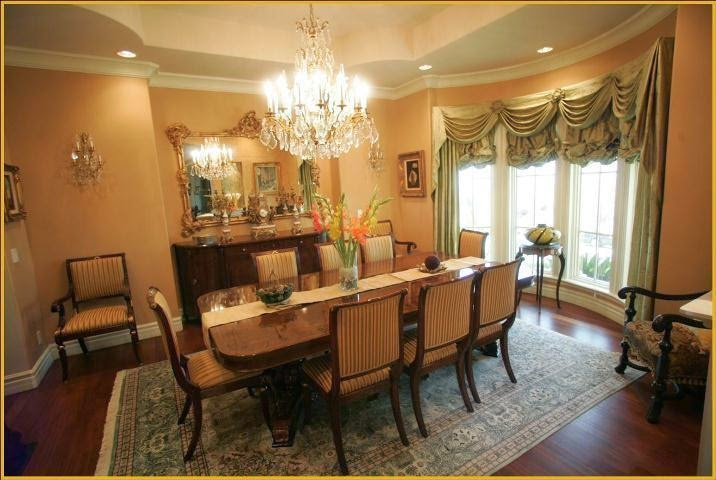 interior design dining room paint colors
