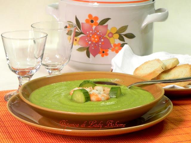 hiperica_lady_boheme_blog_di_cucina_ricette_gustose_facili_veloci_crema_di_zucchine_con_gamberi_2