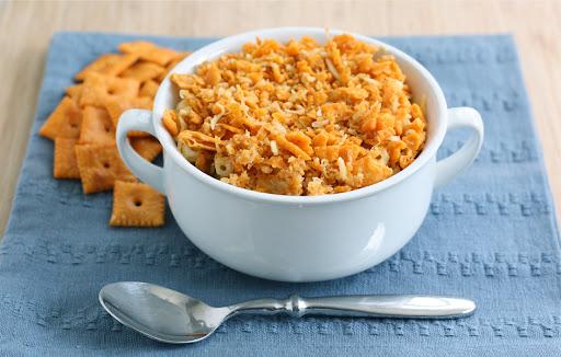 Food Wishes Video Recipes My Snackpicks No Bake Macaroni Cheese