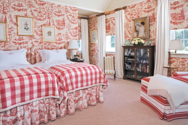 Pinterest Decorating With Toile: Designer Discovery: Elissa Cullman
