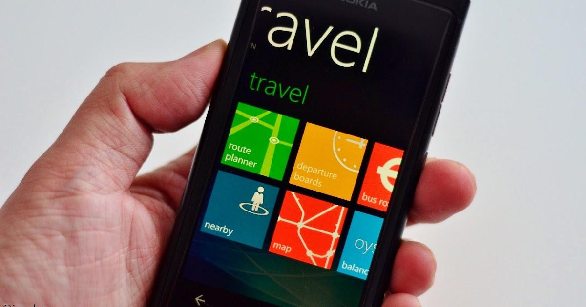 Jonchoo London Travel For Windows Phone 7 Review