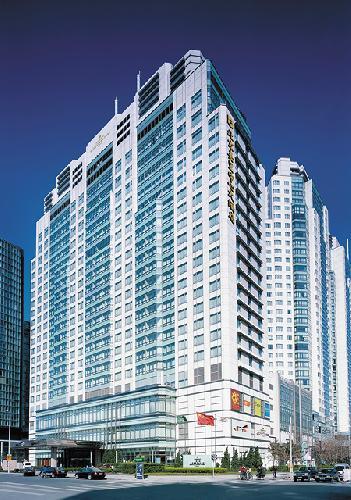 Shangri-Las Kerry Centre Hotel Beijing