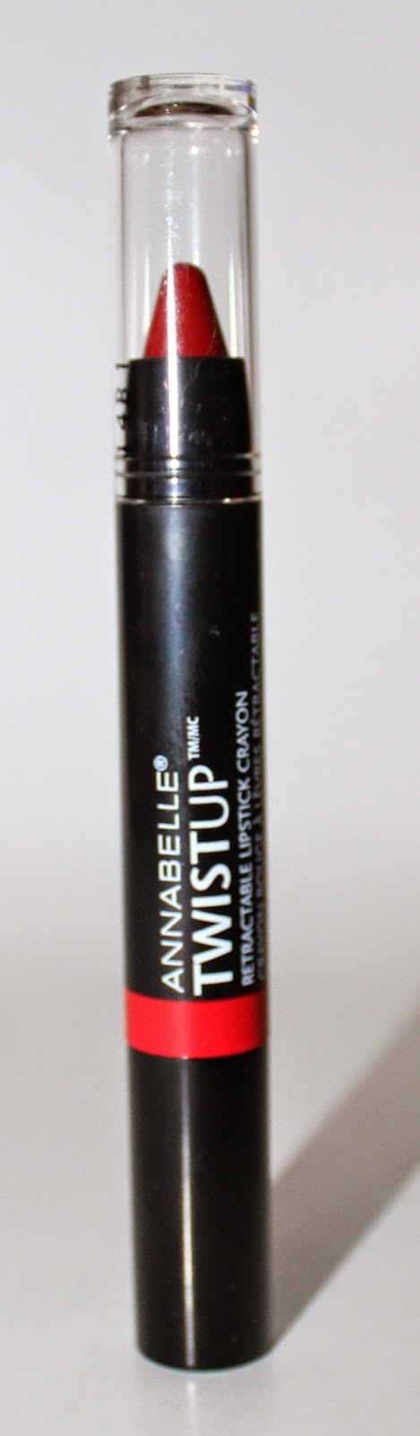 Annabelle TwistUp Retractable Lipstick Crayon in Flirtini