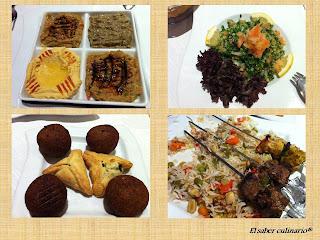 Cocina libanesa el saber culinario for Utensilios de cocina turca