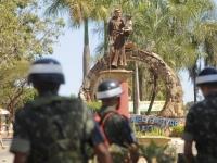 Exército treina papel de polícia no Entorno de Brasília