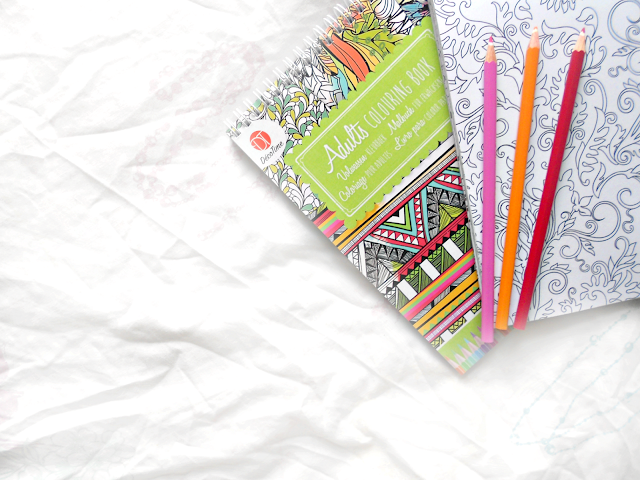 De-Stress | Adult Colouring Books