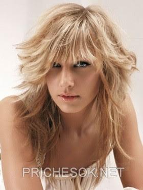 Волосся і стрижки на довге волосся