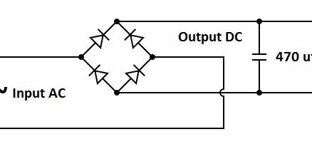 How To Make Bridge Rectifier
