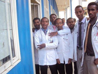 Under graduate medical students of Black Lion Hospital, Addis Ababa University, Ethiopia