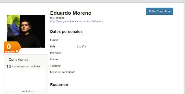 Eduardo Moreno Joblinker