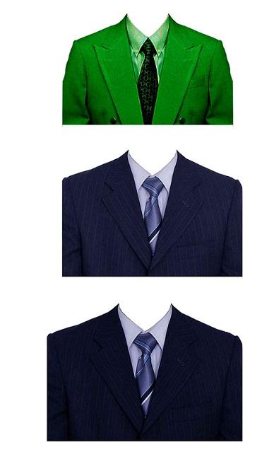 Coat for passport size photo