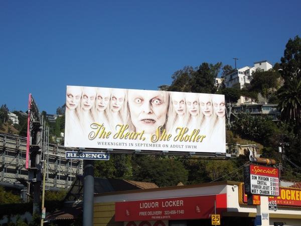 The Heart She Holler 2013 billboard