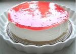 Beyaz Çikolatalı Cheese Cake