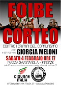 CORTEO FOIBE 2012