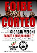 CORTEO FOIBE 2012