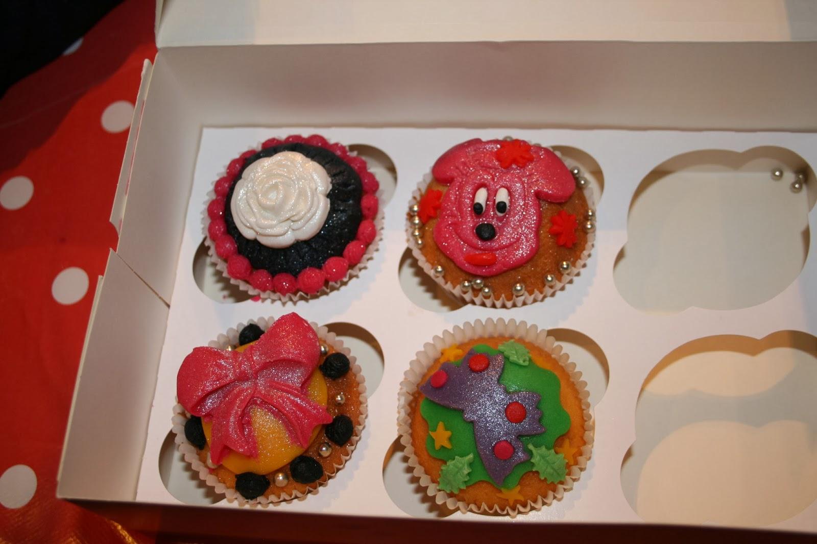 Juffrouw Taart Super Gezellig Kinderfeestje Cupcakes Versieren Bij