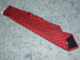 Refashion a Tie into a Kid's Tie