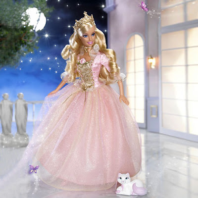 beautiful barbie princess doll picture
