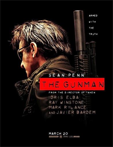 Ver Caza al asesino (The Gunman) (2015) Online