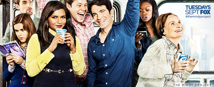 Rabbit Ear Reviews loves The Mindy Project, which returns to Fox Tuesdays this September!