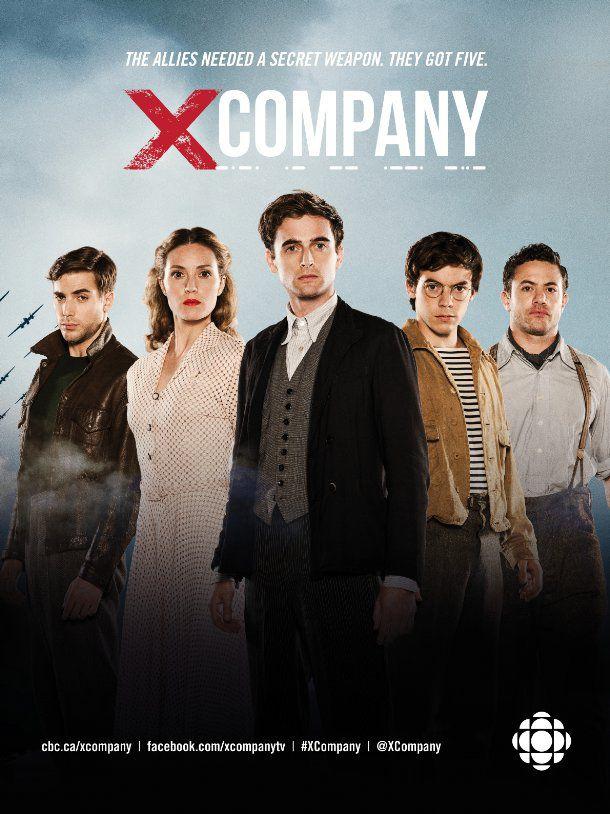 X Company - Saison 2 [Streaming] [Telecharger]