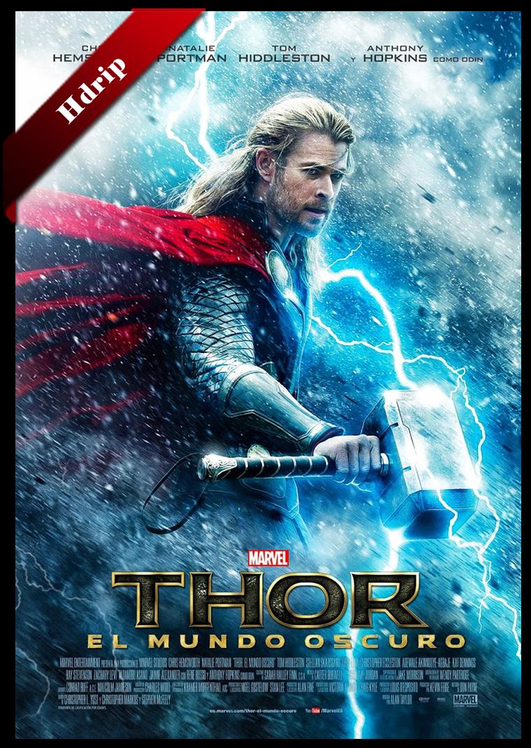 Thor El Mundo Oscuro Hdrip
