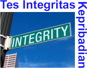 Tes Karakteristik Pribadi ( TKP )  Tes Skala Kematangan ( Integritas Diri )