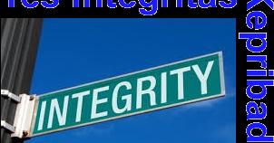 Tes Karakteristik Pribadi Integritas Diri Situs Lowongan Kerja Terbaru November Desember