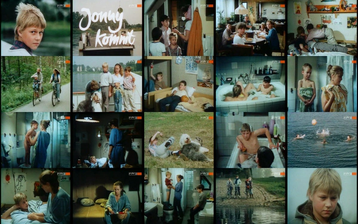 Джонни придёт / Jonny Kommt. 1988.