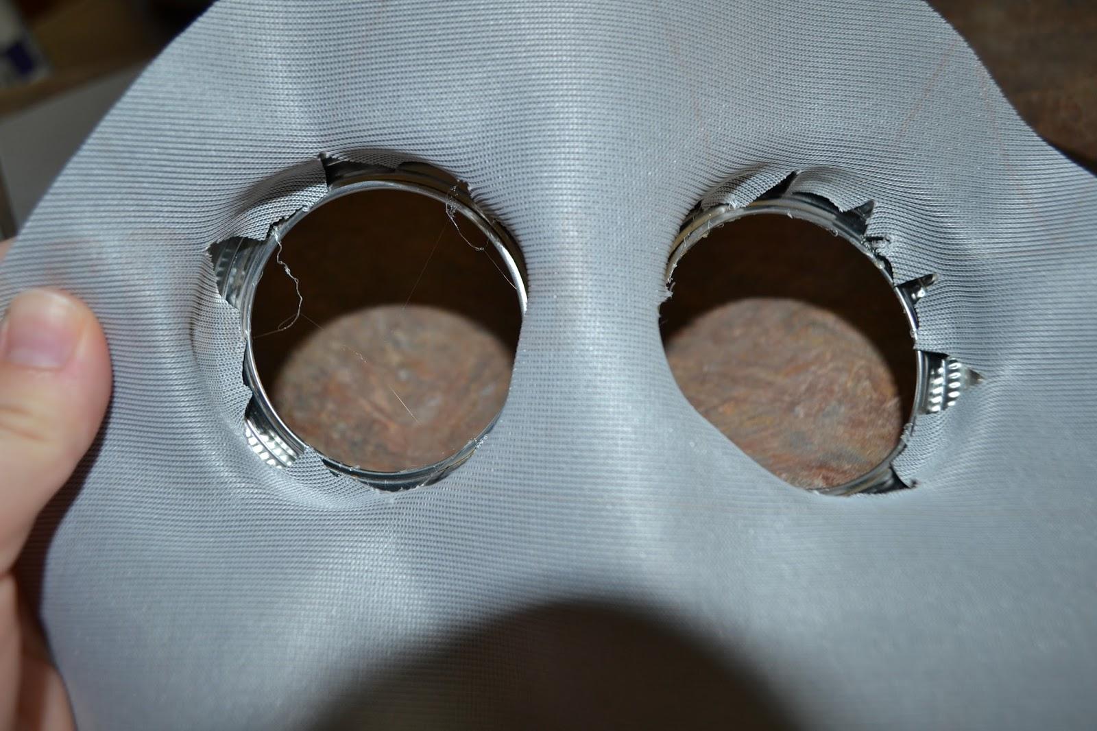 BabbaLabbaDingDongs: DIY - Gas Mask