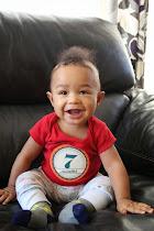 Micah ~ 7 months