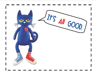 Image Result For Pete Cat Coloring Page Thank You