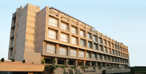 Excellent food! - Review of Hotel The Nagpur Ashok, Nagpur ...