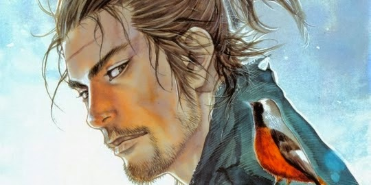 Vagabond, Takehiko Inoue, Weekly Morning, Manga, Actu Manga,