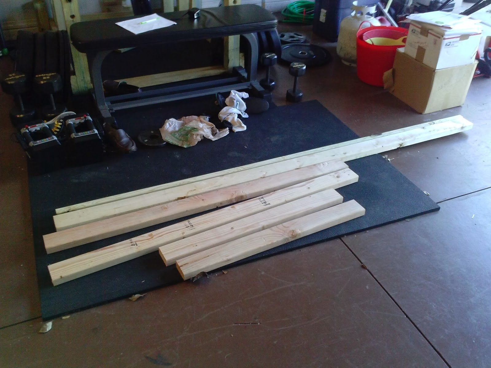 squat to stands inline the rack img diy how paceline wooden