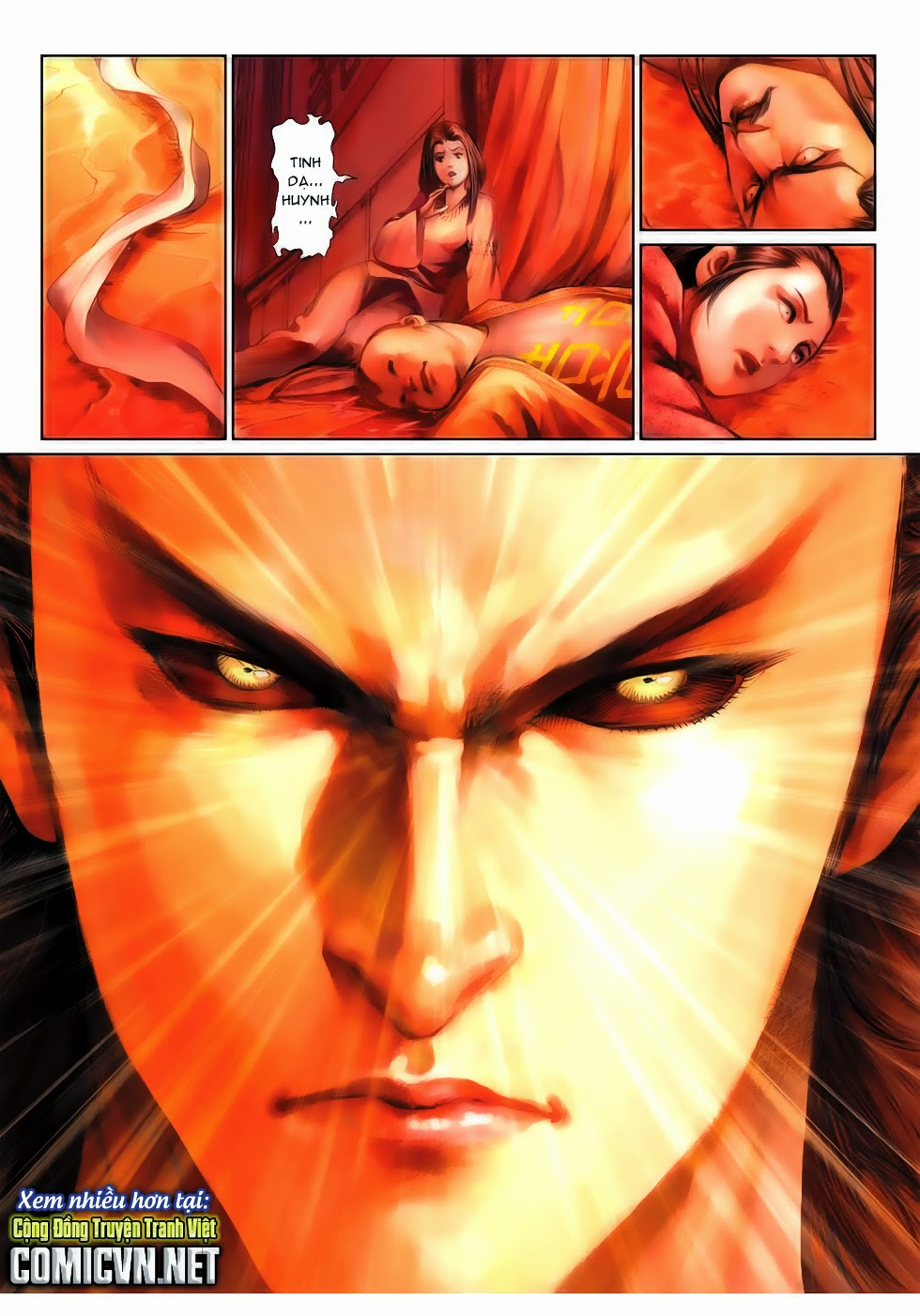 Thần Binh Tiền Truyện 4 - Huyền Thiên Tà Đế chap 9 - Trang 33