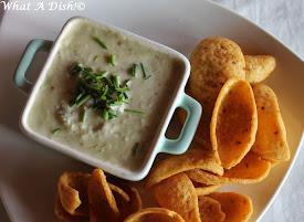 Easy Salsa Verde Dip