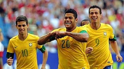 Brasile-Danimarca 3-1 highlights