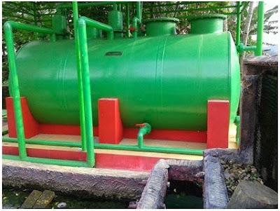 IPAL, Instalasi Pengolah Air Limbah Puskesmas Ngadirojo Pacitan