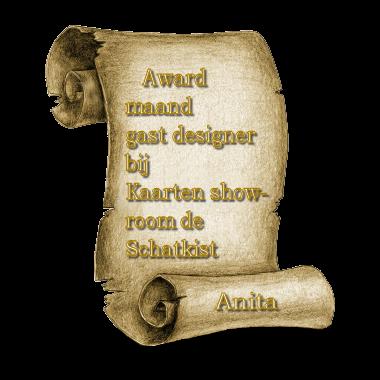 gastdesigner bij  de Schatkist