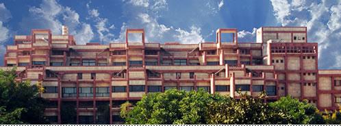 La sede dell'ICGEB di Nuova Delhi