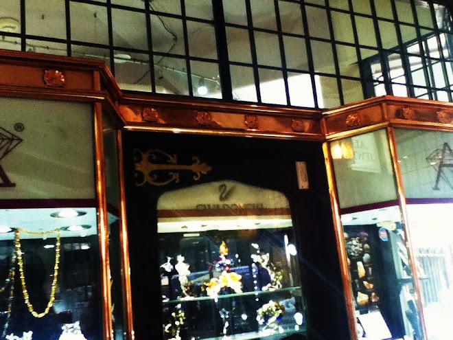 London Court Shop Window