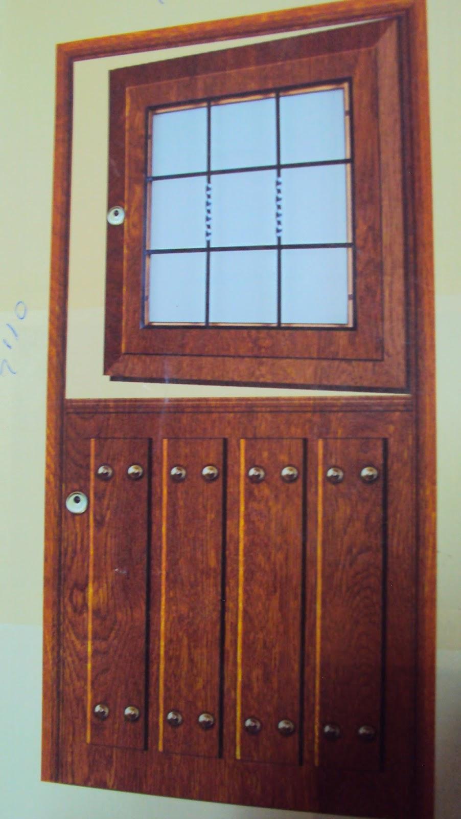 Aluminio y cerrajer a abel y cesar santiuste de san juan for Puertas para terrazas madera