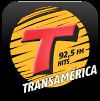 Rádio Transamérica Hits FM da Cidade de Criciúma e Araranguá ao vivo