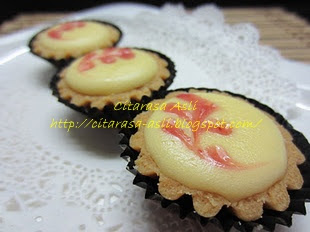 Cheese Tart - Bluebbery or Strawberry