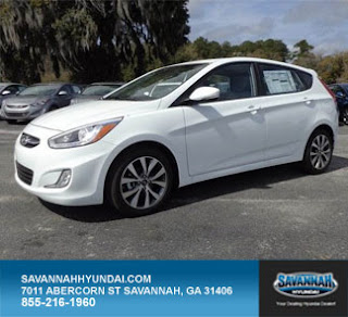 2015 Hyundai Accent Sport, Savannah Hyundai, Savannah Hyundai Dealership, Georgia Hyundai Dealership, Economy car, New Car Specials