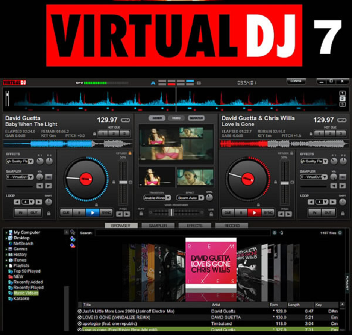 Download virtual dj pro full with crack